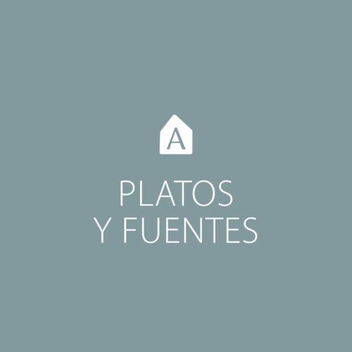 PLATOS Y FUENTES